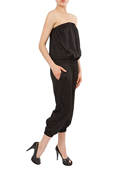 e7b73f8243b9 likemary 2 in 1 Wide Leg Culotte Jumpsuit and Trousers  Amazon.co.uk   Clothing