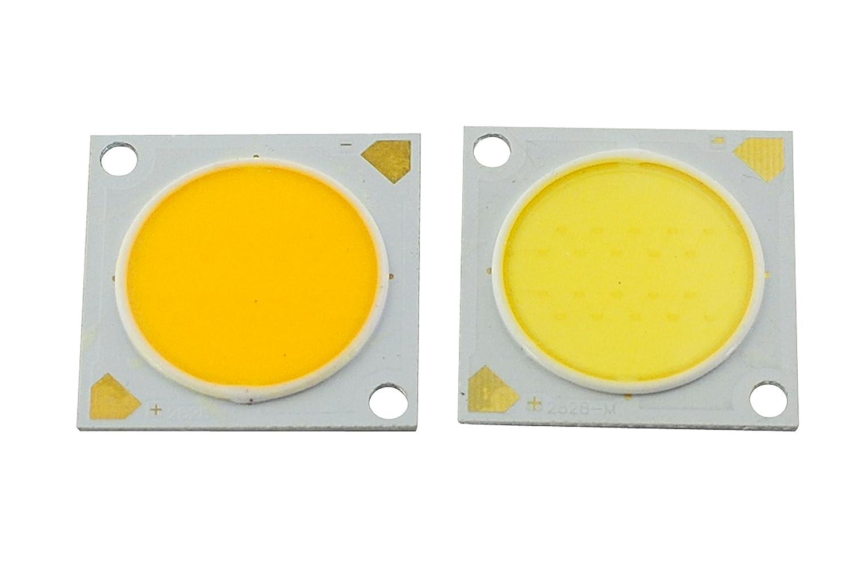 Bsod 10W LED COB chip DC 30-33V 300mA Diameter23mm led lamp beads White high CRI surface LED light source For DIY … Bosonda