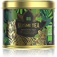 Kusmi Tea - Tchaï of the Tiger Bio - zwarte thee in samenwerking met WNF - blikje van 100 g.