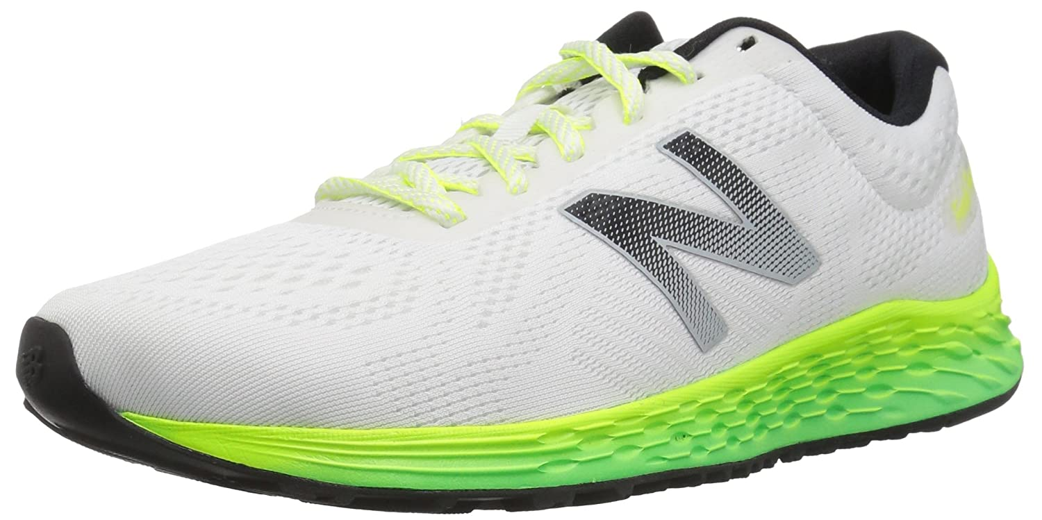 White Energy Lime New Balance Men's Fresh Foam Arishi Fitness shoes
