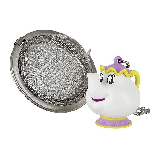 Beauty and the Beast Mrs Potts Tea Infuser NEW