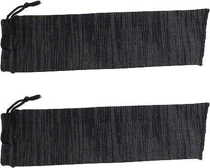38,1/cm Sac /à pistolet en silicone trait/é /à l/'huile Tourbon