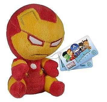 Mopeez Funko - Peluche Marvel Avengers - Iron Man 10cm - 0849803055875
