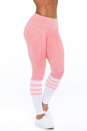 dd863938ac213 Bombshell Sportswear Sock Leggings - Peach (XS) at Amazon Women's ...