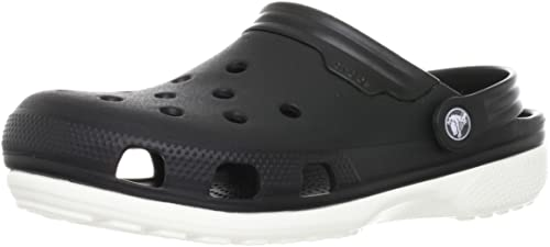 a9efb76b558283 Crocs Duet Men Clog in Black  Buy Online at Low Prices in India - Amazon.in