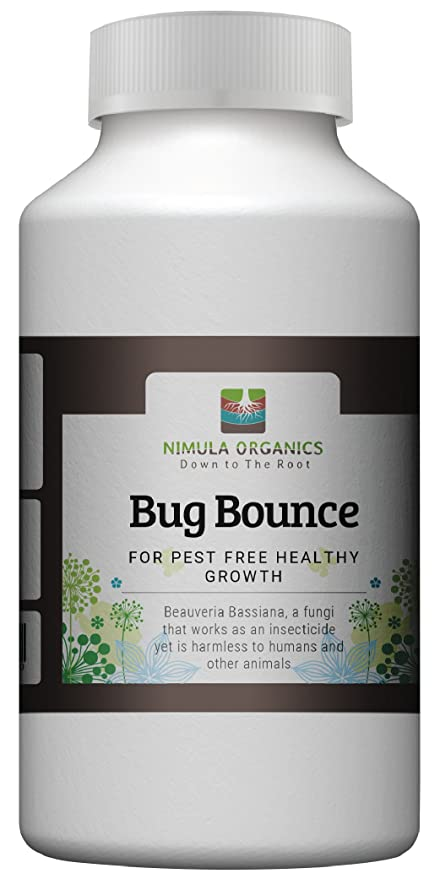 Nimula Organics Bug Bounce Organic Pesticide (100 ml)