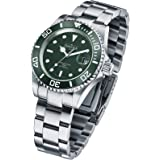 Davosa Swiss Made Men Wrist Watch, Ternos Ceramic Professional Automatic Analog Display & Luxury Bezel