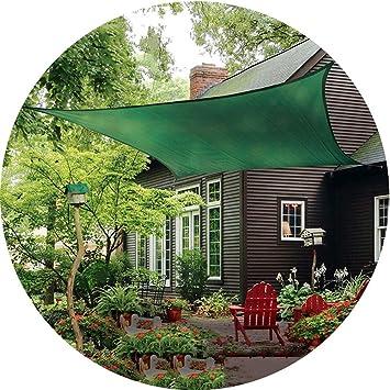 Sombrilla Vela para jardín Toldo para toldos de balcón Toldo de refugio de alta densidad Toldo