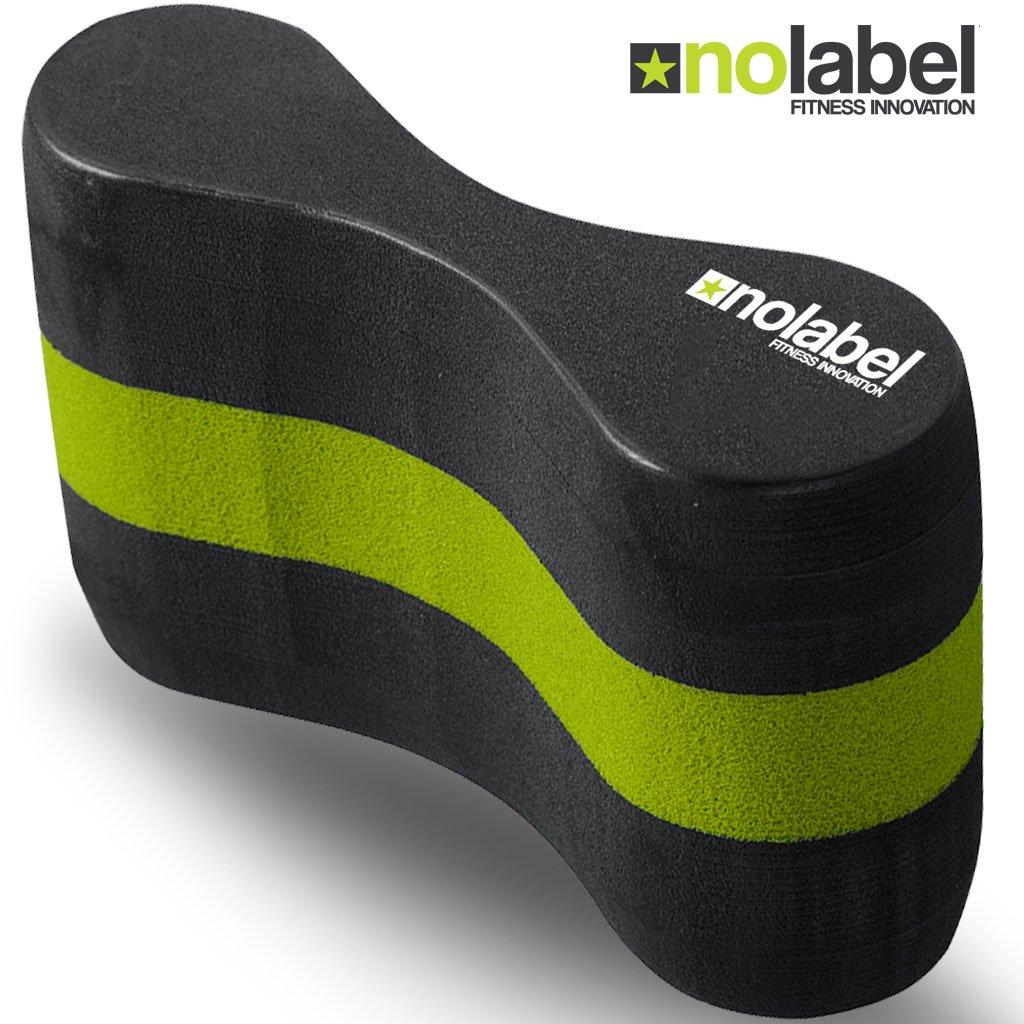 Il Pull Buoy per Nuoto Offre 17 Newton di Galleggiamento migliora la Tua Tecnica di Nuoto Oggi No Label Pullbuoy Supporto per Allenamento Nuoto Nero