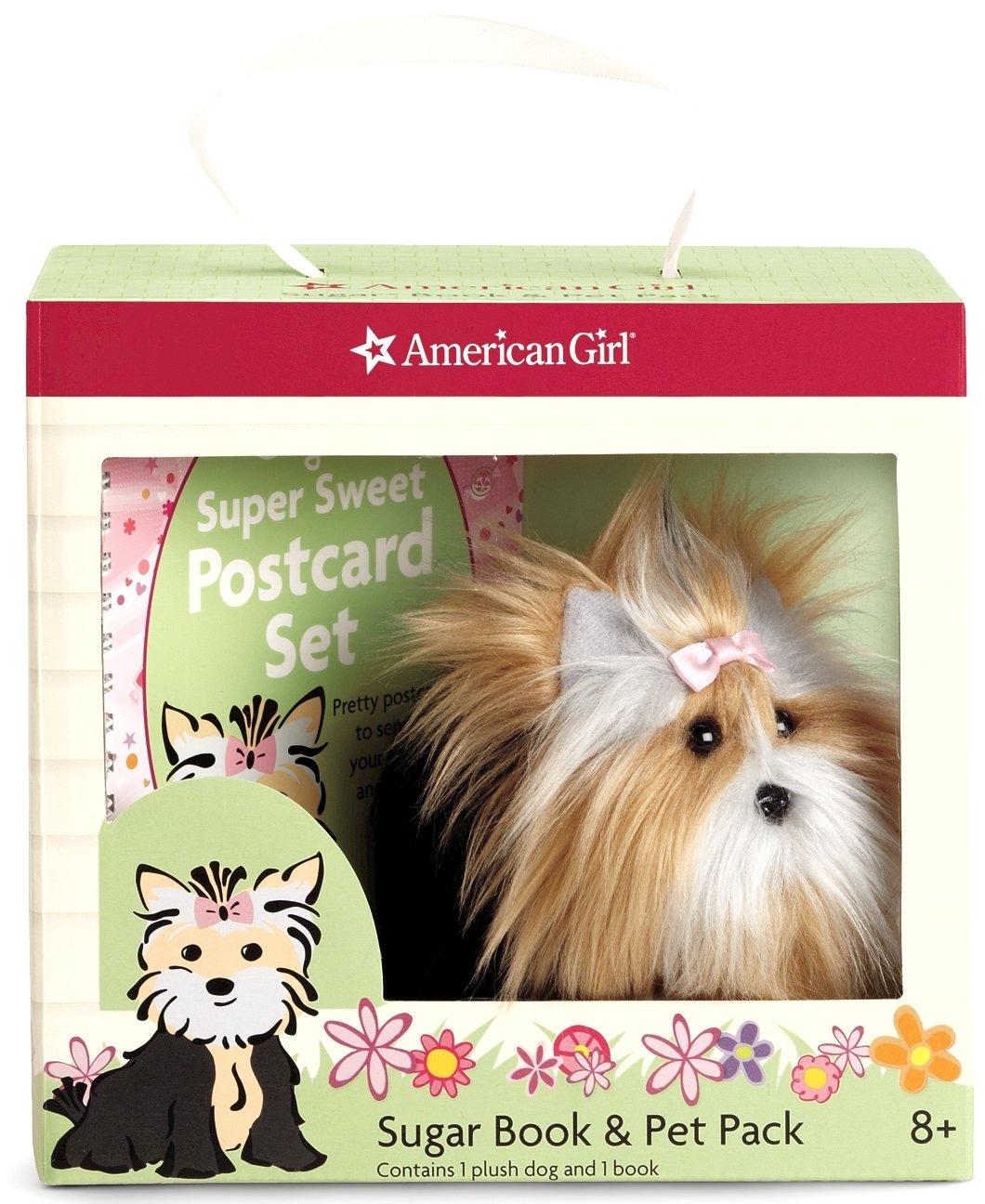 Sugar Book Pet Package American Girl Carrie Anton Sergio