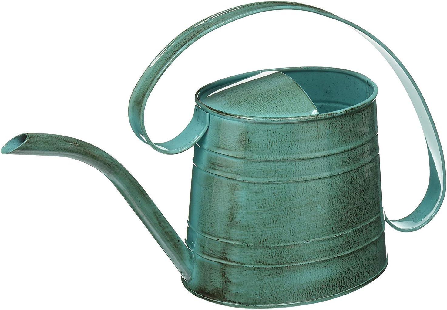 Robert Allen Home & Garden MPT01505 Danbury Watering Can.5 Gallon, Surf