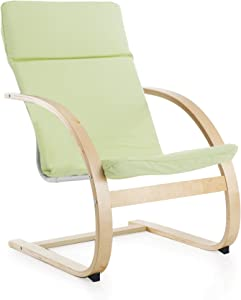 Guidecraft Teachers Rocker Chair - Green - School, Living Room Furniture