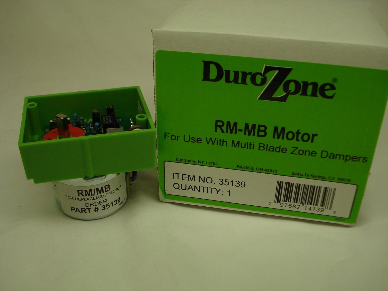DuroZone RM-MB Replacement Damper Motor # 35139 by Duro Zone (Image #2)