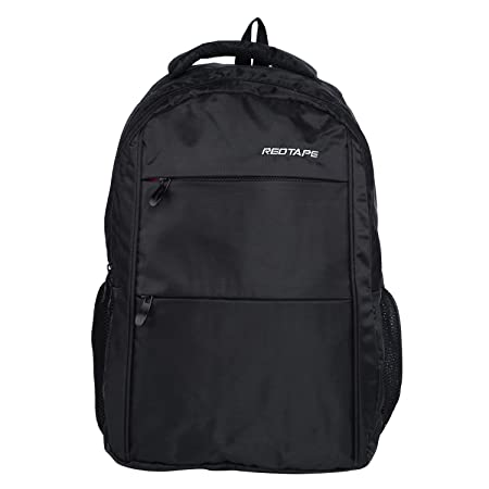 RED TAPE 19.872 Ltrs Black Laptop Backpack (RSB0041)