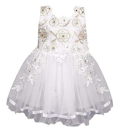 Wish Karo Baby Girls Frock Dress DN fe1103 Baby Girls at amazon