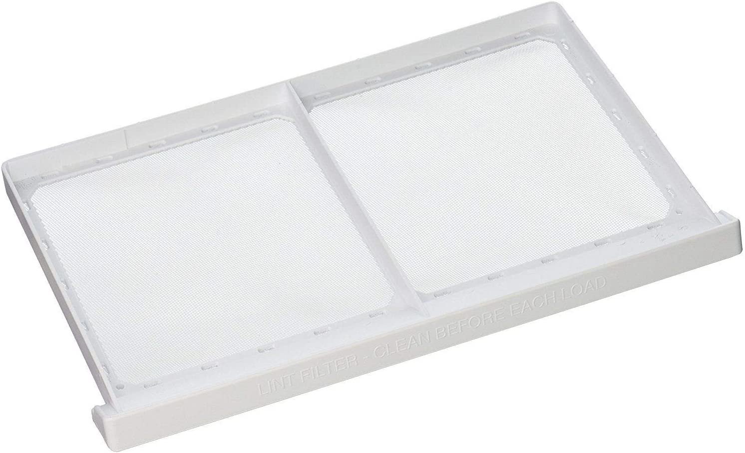 NEBOO For Kenmore Ge Lint Filter PS417841 We18X10002 131450300