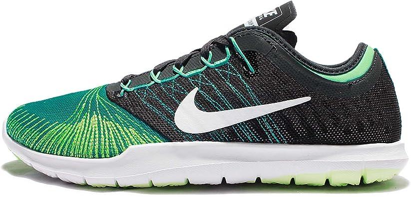 Nike 831579-301, Zapatillas de Deporte para Mujer, Azul (Rio Teal/White/Anthracite/Hyper Turq), 36 EU: Amazon.es: Zapatos y complementos