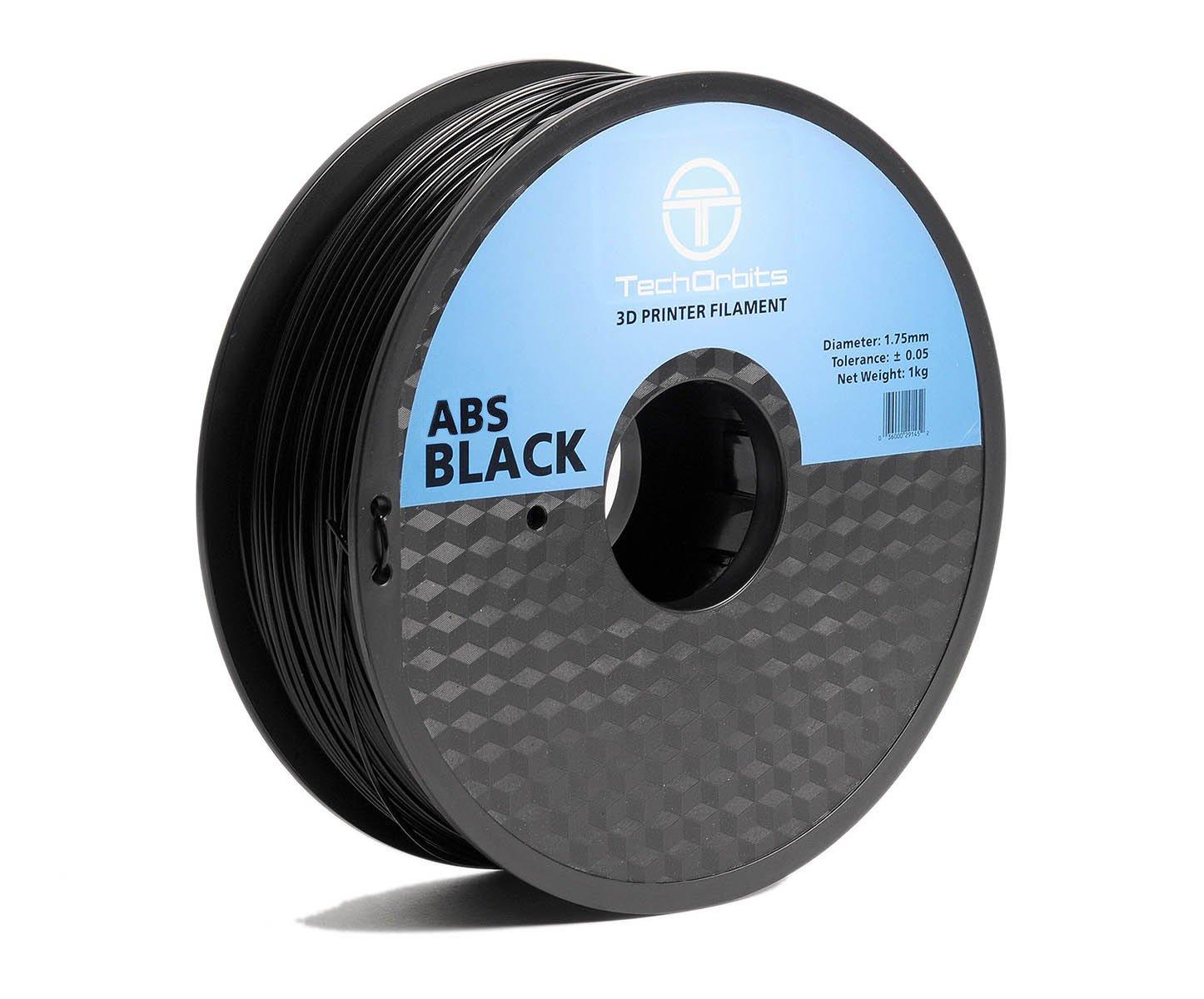 Techorbits ABS Filamento Impresora 3d dimensional Precisión +/-0 ...