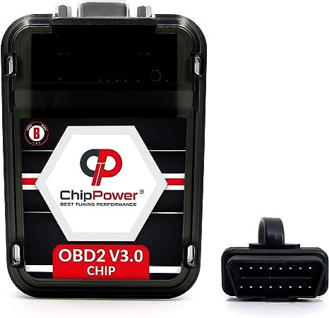 Centralina Aggiuntiva ChipPower OBD2 v3 per 156 1.9 JTD 150CV Chip Tuning Diesel