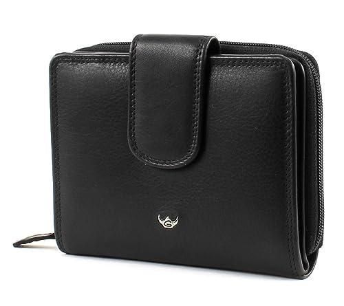 Golden Head Polo RFID Protect Purse Black: Amazon.es: Zapatos y ...