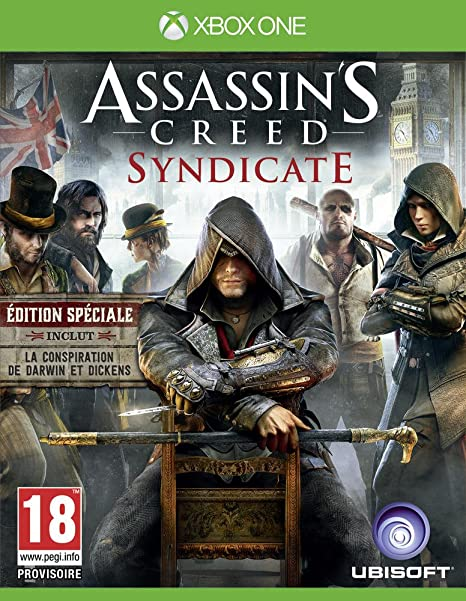 Assassins Creed: Syndicate - Édition Spéciale [Importación ...