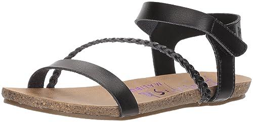1655cefcc1f Blowfish Women s Goya Sandal Black  Amazon.co.uk  Shoes   Bags