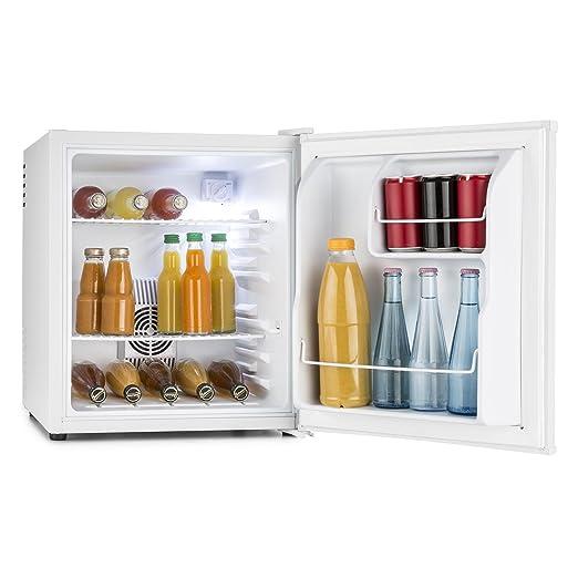 Klarstein mks-8 Minibar Mini nevera 40 L), color blanco: Amazon.es ...
