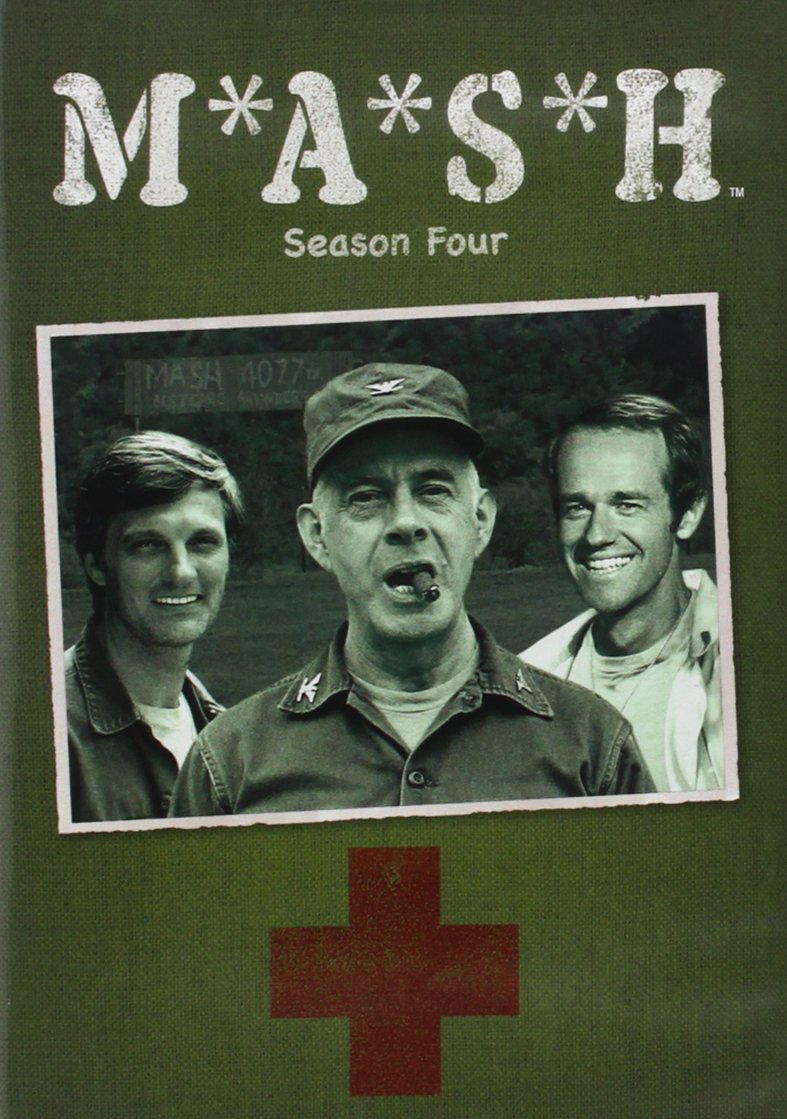 Mash TV: Season 4 [DVD]