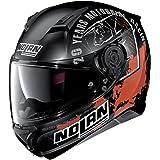 NOLAN(ノーラン) N87 チェカ フラットブラック 34 XL 98352