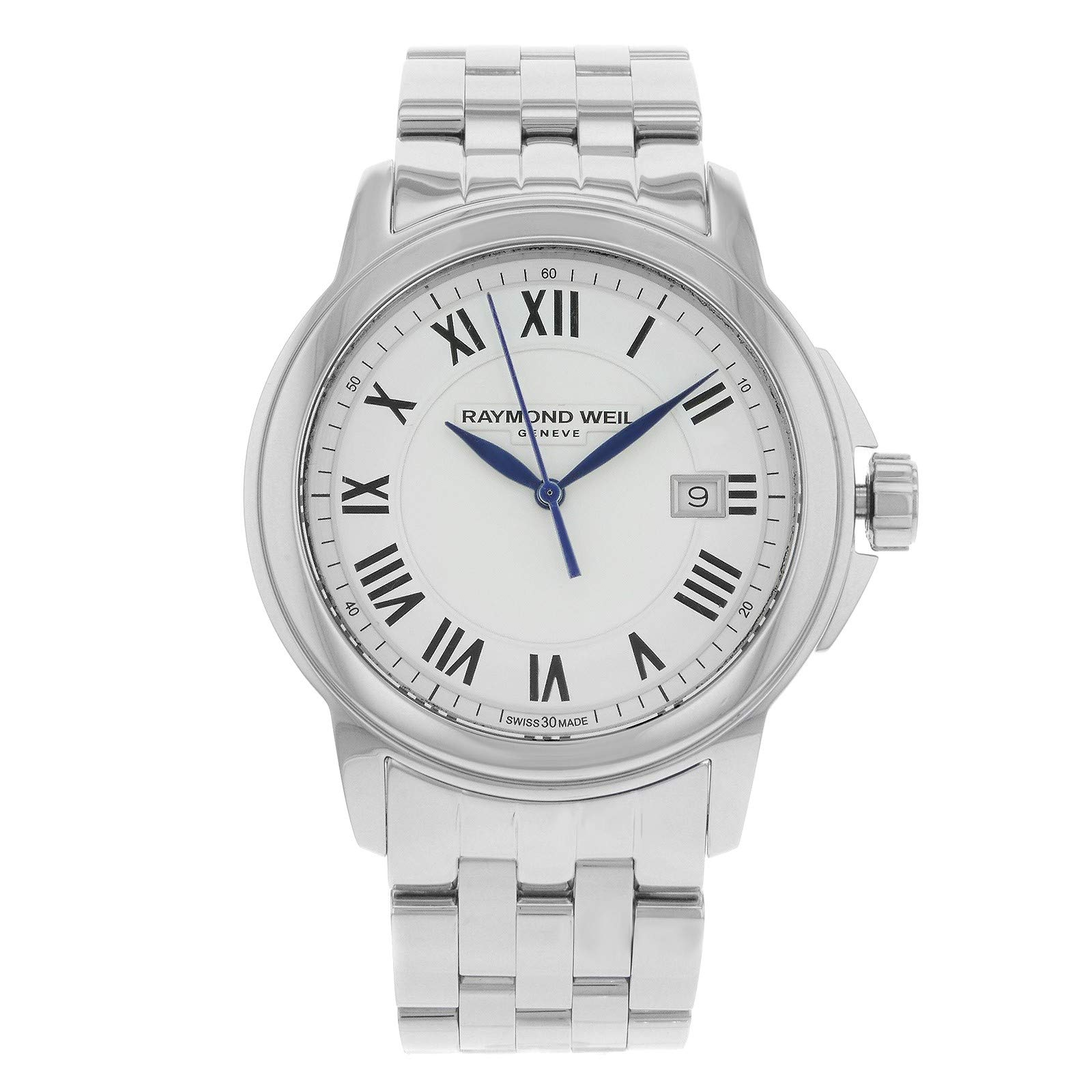 Raymond Weil Tradition Automatic-self-Wind Male Watch 5578-ST-00300 (Certified Pre-Owned) by RAYMOND WEIL