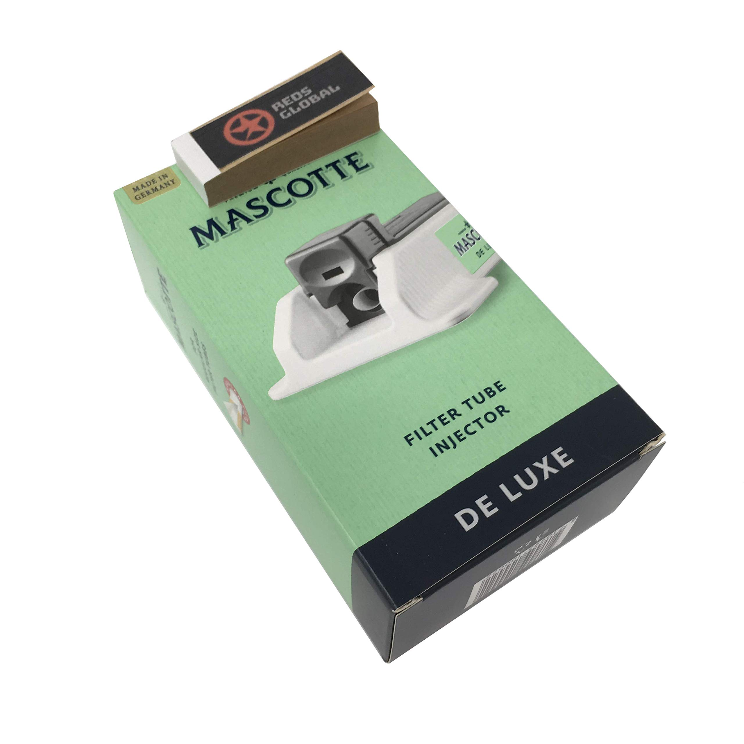 Mascotte Filter Tube Injector de Luxe