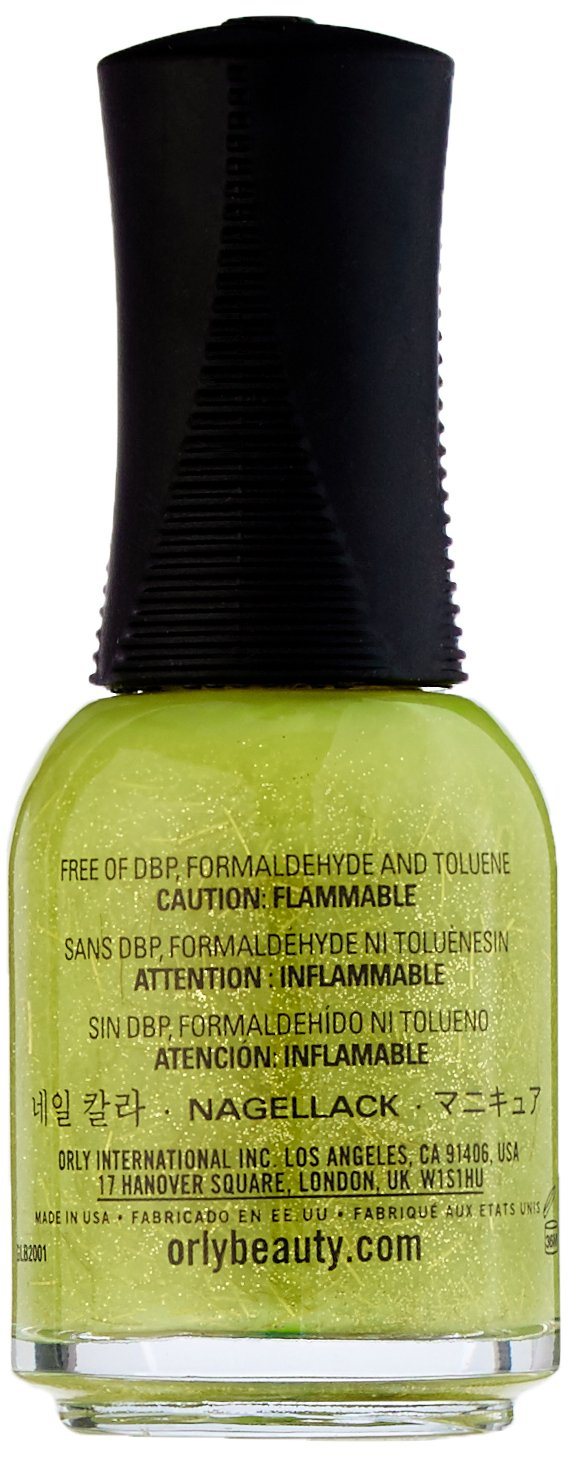 Amazon.com : Orly Baked Summer Nail Color Collection, Lush, 0.6 ...