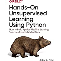 Hands-On Unsupervised Learning Using Python: How to Build Applied Machine Learning Solutions from Unlabeled Data