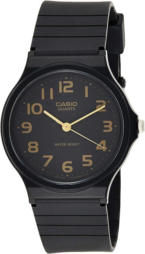 [カシオスタンダード] 腕時計 MQ-24-1B2 逆輸入品