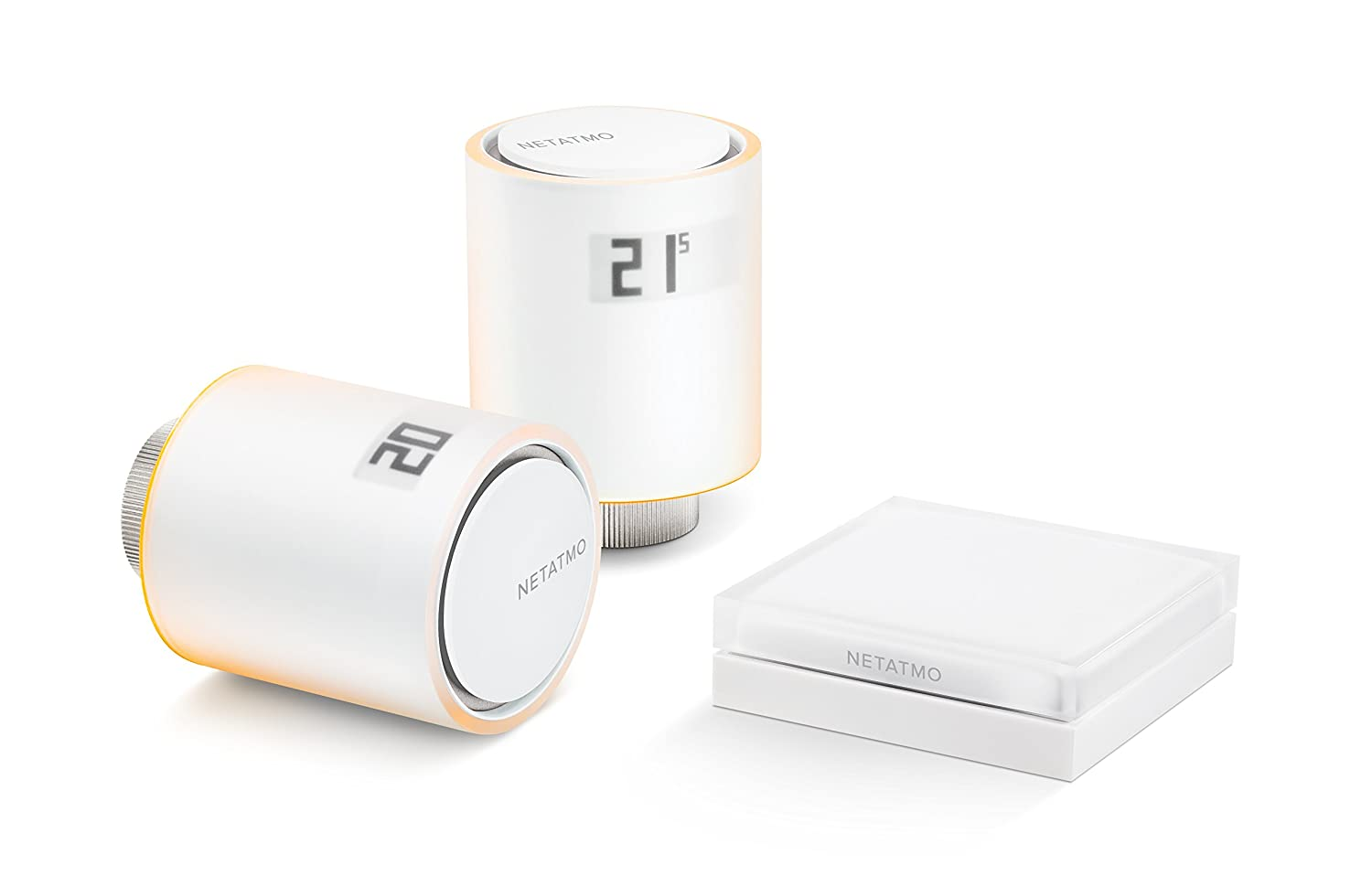 NETATMO nvp de IT Kit de base inteligente válvulas para radiadores, multicolor: Amazon.es: Bricolaje y herramientas