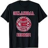 official photos 329d2 2d260 Amazon.com: Oklahoma Sooners Softball Rise Ball Ready T ...