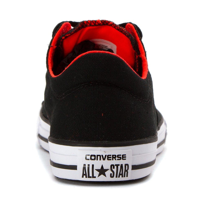 CONVERSE Designer Chucks STAR Schuhe   ALL STAR Chucks   schwarz Lava Weiß 20220f