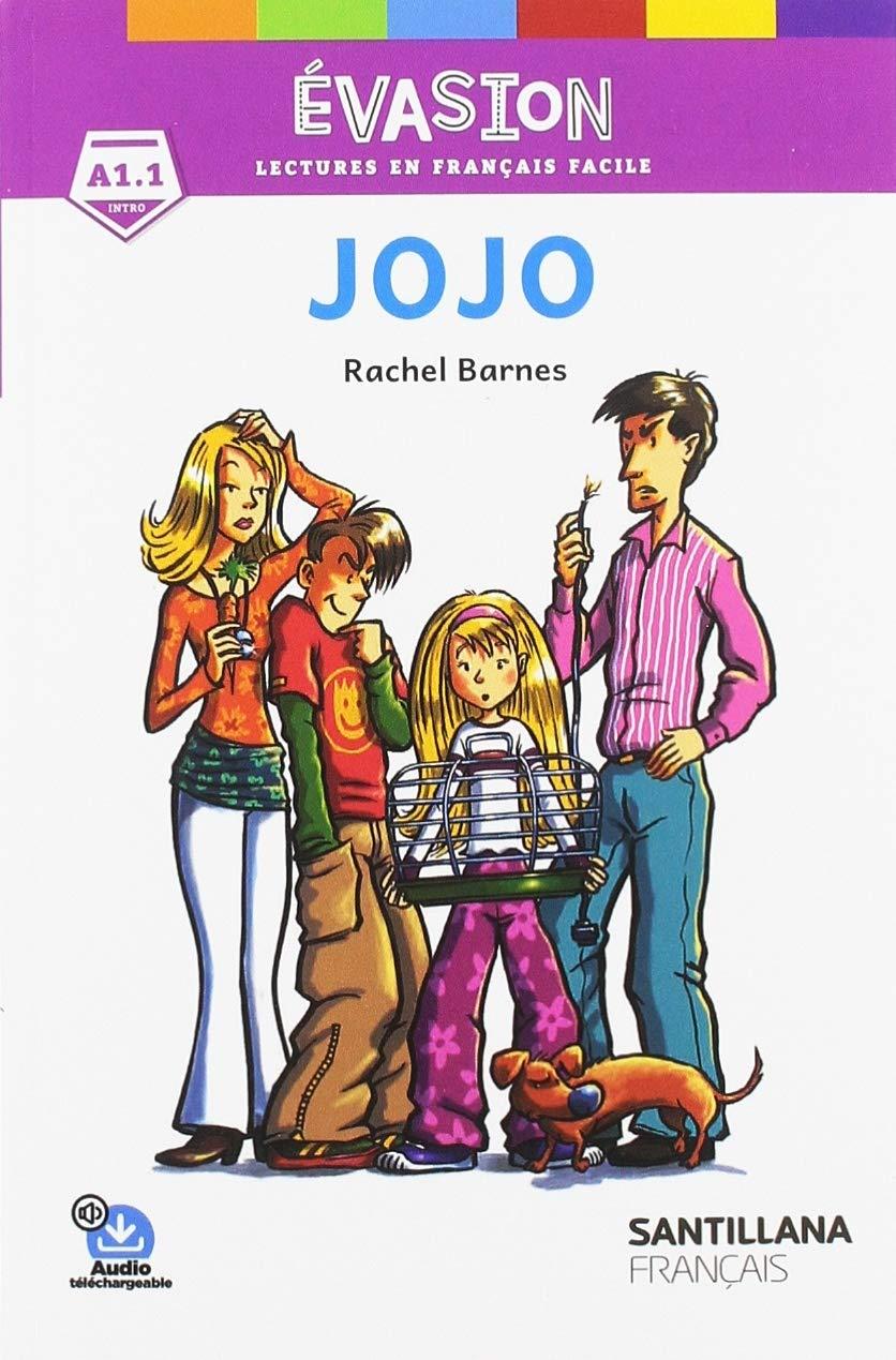 EVASION NE (INTRO) JOJO (LECTURES EVASION): Amazon.es: Barnes ...