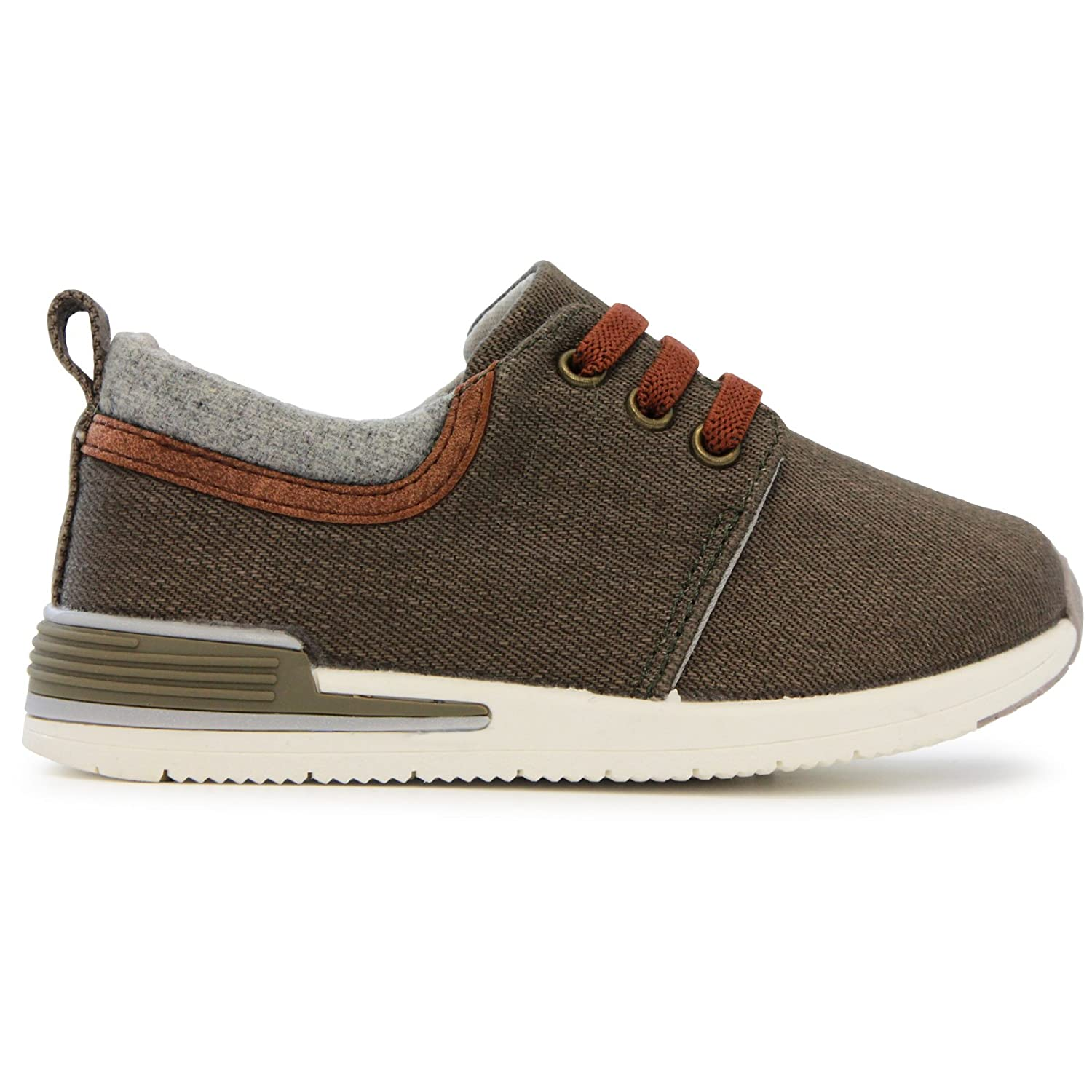 Oomphies Sunny Boys Forest Athletic Shoe