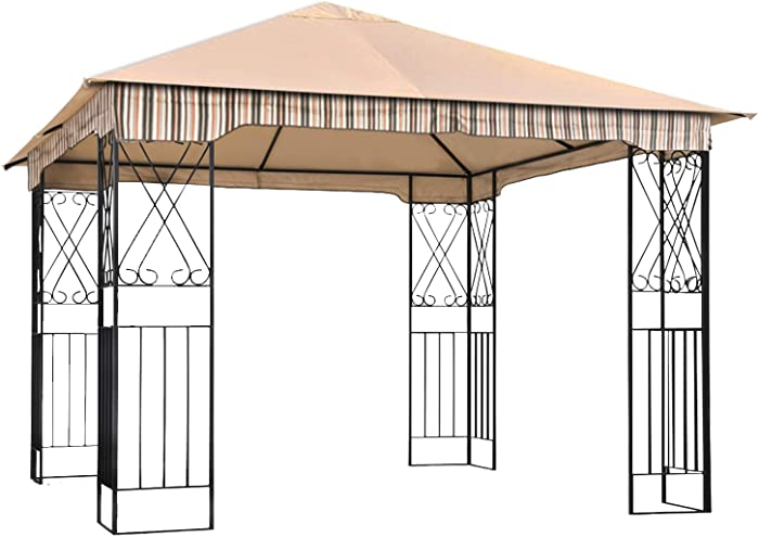 Top 10 Garden Winds Replacement Canopy 10X10 Better Home Westhaven
