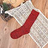 Y@H.Autumn and winter college style cotton socks retro simple fashion keep warm