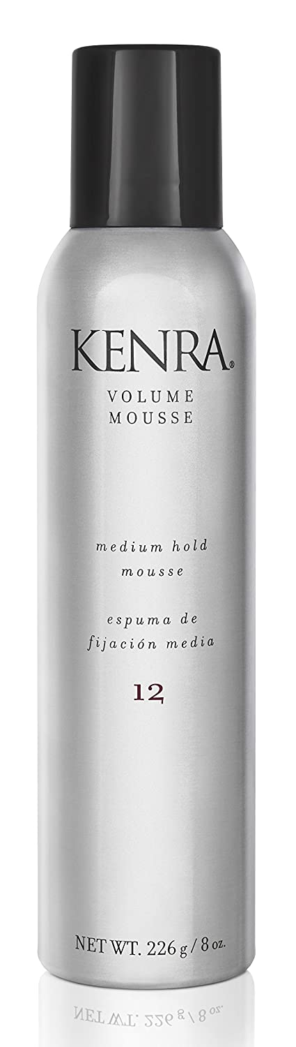 Kenra Volume Mousse #12, 8-Ounce 014926149095