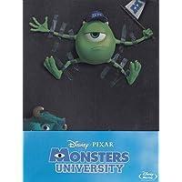 Monsters University 2D)