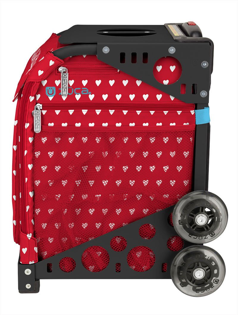 ZÜCA Sport Hello Kitty Labor of Love Rolling Bag Black Frame by ZUCA (Image #4)
