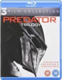 Predator Trilogy [Blu-ray] [1987]
