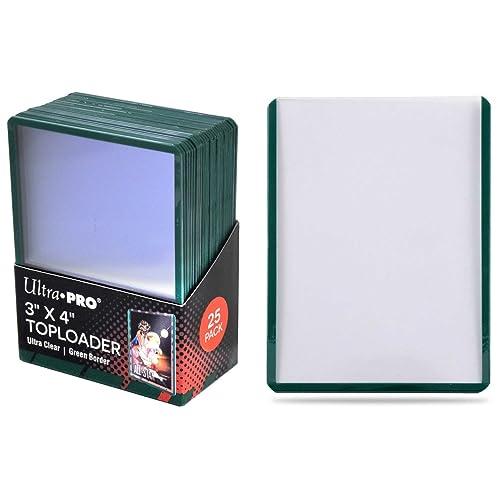 Ultra Pro 849167,6x 10,2cm Top Loader (25pièces)