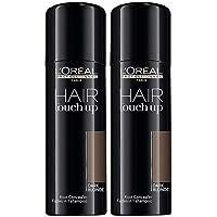 2 unidades de spray de retoque para el cabello, rubio oscuro, Loreal Professionnel, corrector, 75 ml