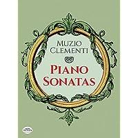 Muzio Clementi: Piano Sonatas Piano (Dover Music for