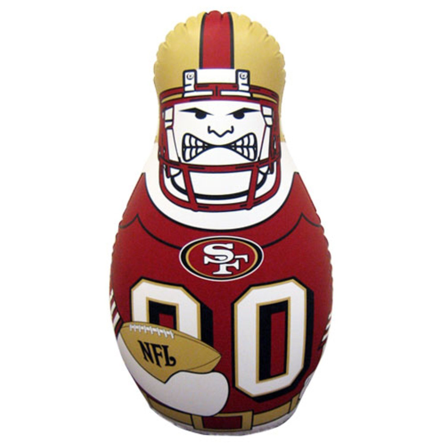 NFL Tackle San Francisco 49ers NFL Tackle Buddy 49ers B00GNTXJE6, 65%OFF【送料無料】:92333598 --- capela.dominiotemporario.com