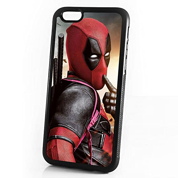 super popular 47ec3 5fdcd (For iPhone 5 5S SE) Durable Protective Soft Back Case Phone Cover -  HOT30023 Deadpool